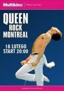 """Queen Rock Montreal"" W Multikinie!"