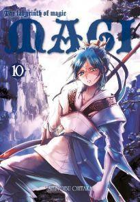 Magi. Labyrinth Of Magic Tom 10