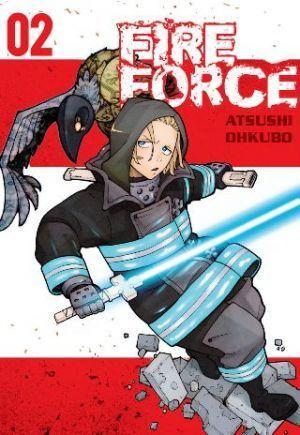 Fire Force Tom 2
