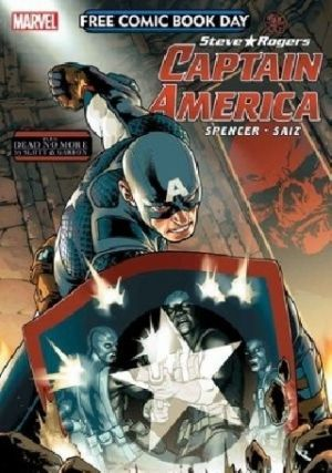 Free Comic Book Day 2016 #Captain America & Amazing Spider-Man: Dead No More - Up & About