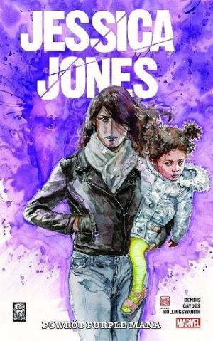 Jessica Jones Tom 3 Powrót Purple Mana