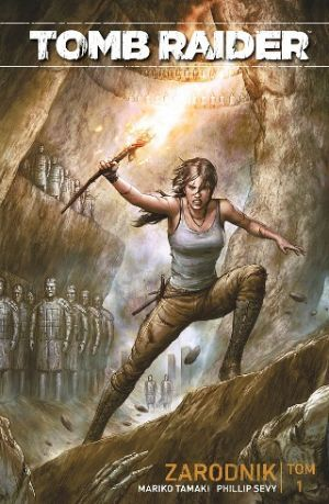 Tomb Raider Tom 1 Zarodnik