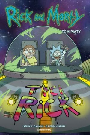 Rick I Morty Tom 5 [2019]