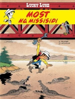 Lucky Luke Tom 63 Most Na Missisipi