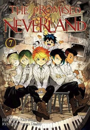 The Promised Neverland Tom 7
