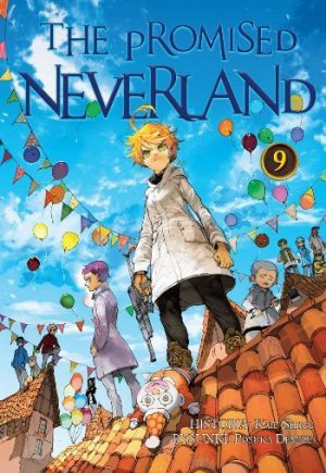 The Promised Neverland Tom 9