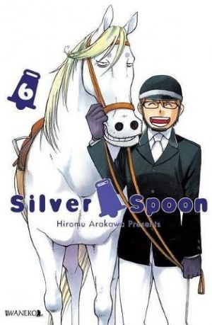 Silver Spoon Tom 6