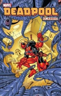 Deadpool Classic Tom 4