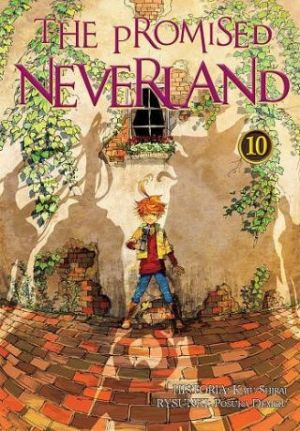 The Promised Neverland Tom 10