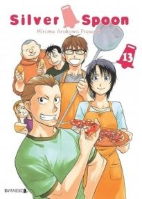 Silver Spoon Tom 13