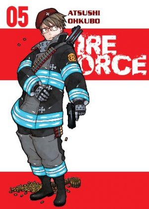 Fire Force Tom 5