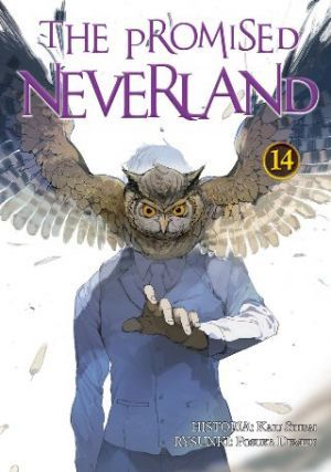 The Promised Neverland Tom 14