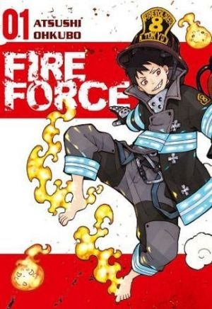 Fire Force Tom 1