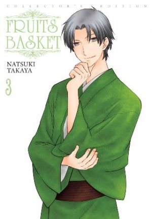 Fruits Basket Tom 3