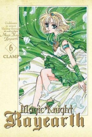 Magic Knight Rayearth Tom 6