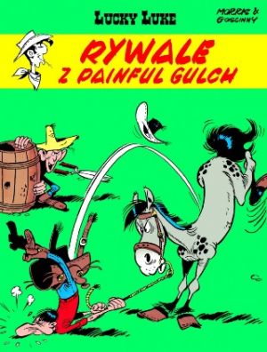 Lucky Luke Tom 19 Rywale Z Painful Gulch