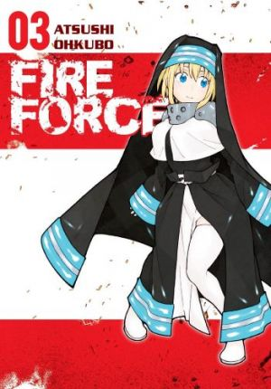 Fire Force Tom 3