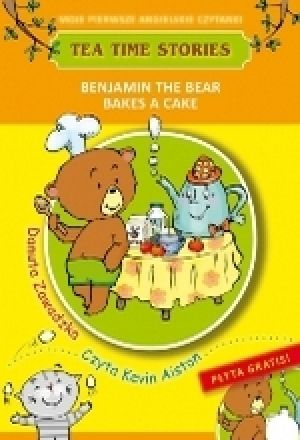 Benjamin The Bear Bakes A Cake
