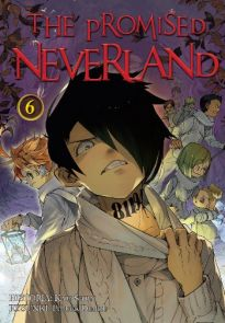 The Promised Neverland Tom 6