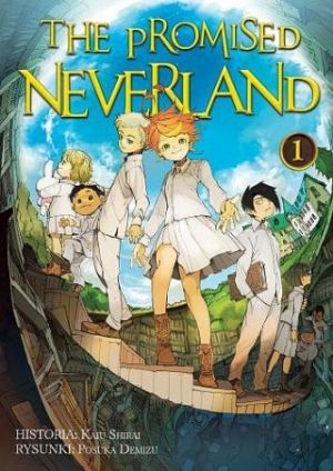 The Promised Neverland Tom 1