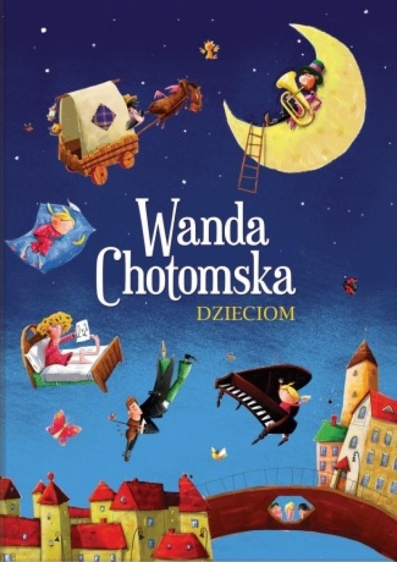 Wanda Chotomska Dzieciom Sztukaterpl
