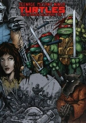 Teenage Mutant Ninja Turtles - Ultimate Collection 1