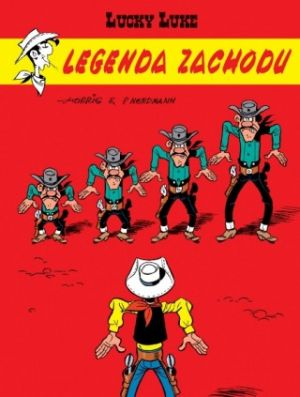 Lucky Luke 70 Legenda Zachodu