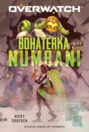 Overwatch Bohaterka Numbani