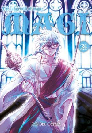 Magi. Labyrinth Of Magic Tom 24