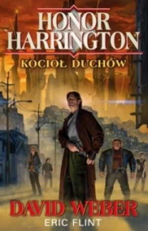 Honor Harrington 21 Kocioł Duchów