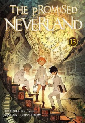 The Promised Neverland Tom 13