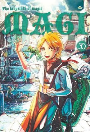 Magi. Labyrinth Of Magic Tom 30