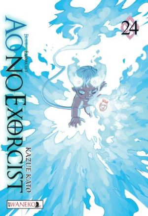 Ao No Exorcist Tom 24