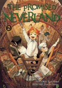 The Promised Neverland Tom 2