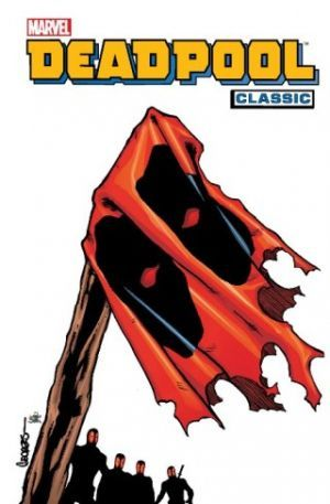 Deadpool Classic Tom 8