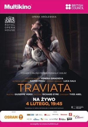 """Traviata"" Na Żywo Z Royal Opera House!"