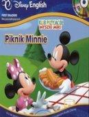 Piknik Minnie Klub Przyjaciół Myszki Miki + CD