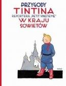 Przygody Tintina Tom 1 W Kraju Sowietów
