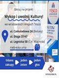 """""""Wykop I Uwolnij Kulturę"""" We Wrocławskich Sklepach Tesco!"""