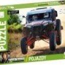 Puzzle Pojazdy - Polaris 500