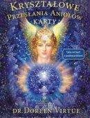 Kryształowe Przesłania Aniołów. Talia 44 Kart Z Podręcznikiem